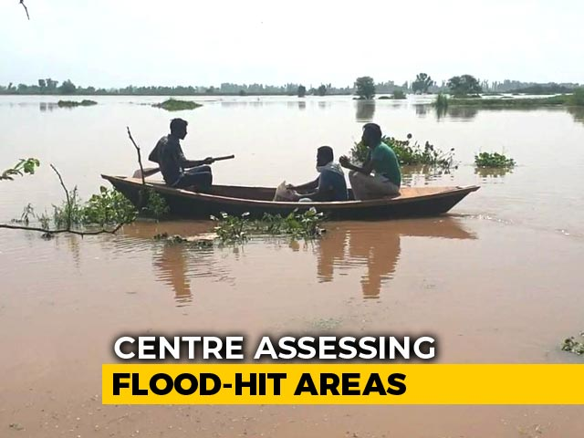 Video : Worst Floods In Punjab In 30 Years, Centre To Send Team To Assess Damage