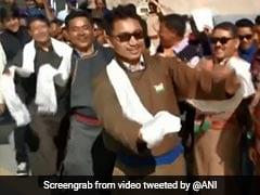 धारा 370 हटने पर दमदार भाषण देने वाले लद्दाख के सांसद ने किया अब धमाकेदार डांस, ऐसे मनाया स्वतंत्रता दिवस, देखें VIDEO