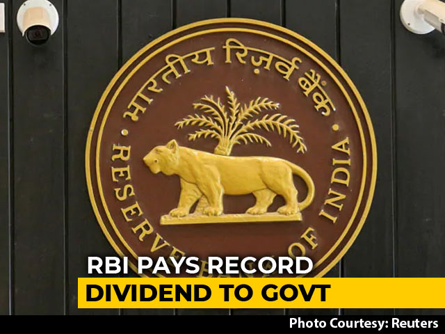 Video : RBI To Transfer Rs 1.76 Lakh Crore To Government