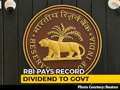 Video: RBI To Transfer Rs 1.76 Lakh Crore To Government
