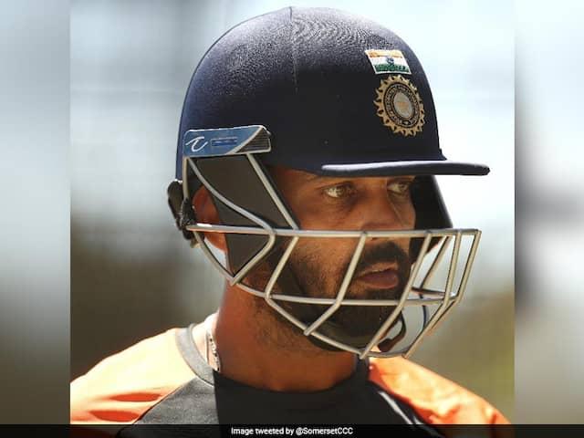Mrali Vijay to Join Somerset County Cricket Club