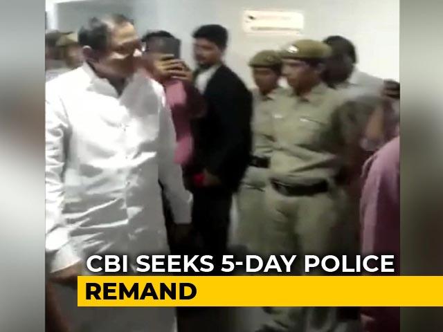 Video : P Chidambaram Not Cooperating, Want 5-Day Custody, CBI Tells Court