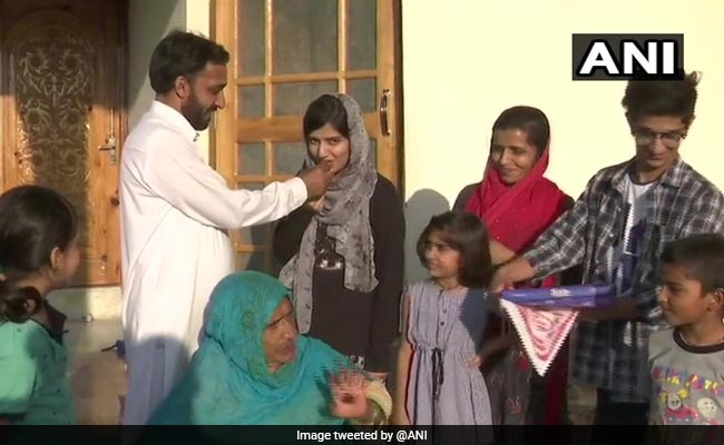 Irmim Shamim Is First Gujjar Woman From J&K's Rajouri To Crack AIIMS Exam