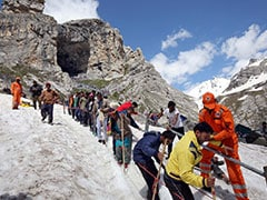 Online Registrations For Amarnath Yatra To Begin From April 15