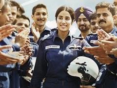 <I>Gunjan Saxena - The Kargil Girl</I> First Look: Janhvi Kapoor Gets Her Wings