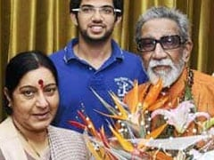 Bal Thackeray Once Backed Sushma Swaraj For PM's Post: Sena Leader