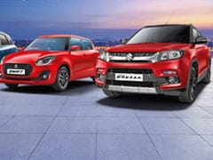 Maruti Suzuki's Net Profit Falls By 39 Per Cent In Second Quarter Of 2019