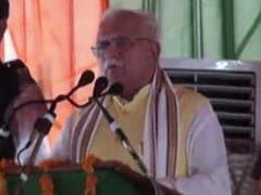 'कश्मीरी बहू' वाला बयान देकर घिरे हरियाणा के सीएम मनोहर लाल खट्टर, राहुल गांधी ने की निंदा