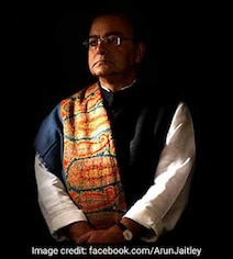 Arun Jaitley's Life In Pictures