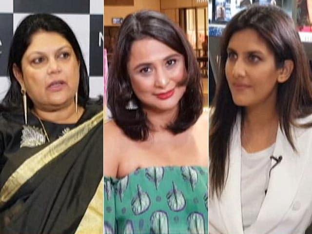 Video : Beauty Brand Nykaa Collaborates With Masaba Gupta