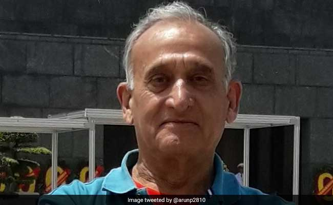 China Moving Ahead, Talking About Temples, Mosques A Waste: Ex-Navy Chief