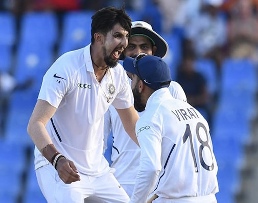India vs West Indies 1st Test Day 3 Live Updates