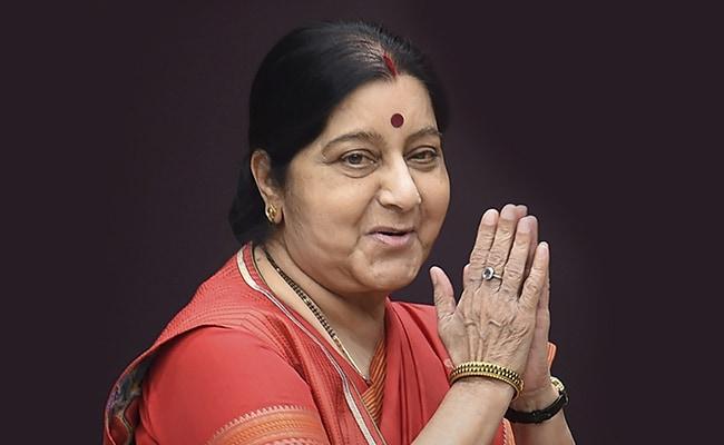 Vice President Venkaiah Naidu Hails Sushma Swaraj's Service To Nation