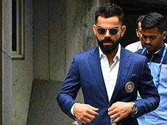 Virat Kohli Becomes Most Followed Cricketer On Social Media