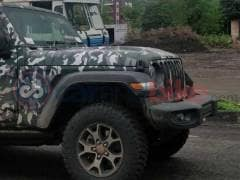 Jeep Wrangler Unlimited Price in India, Images, Mileage, Features