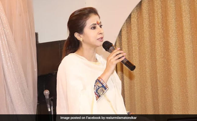 Urmila Matondkar Compares Citizenship Amendment Act To Rowlatt Act