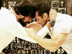'Buddy, Kick Me,' Salman Khan Told <I>Dabangg 3</i> Co-Star Kiccha Sudeep. But He Just Couldn't