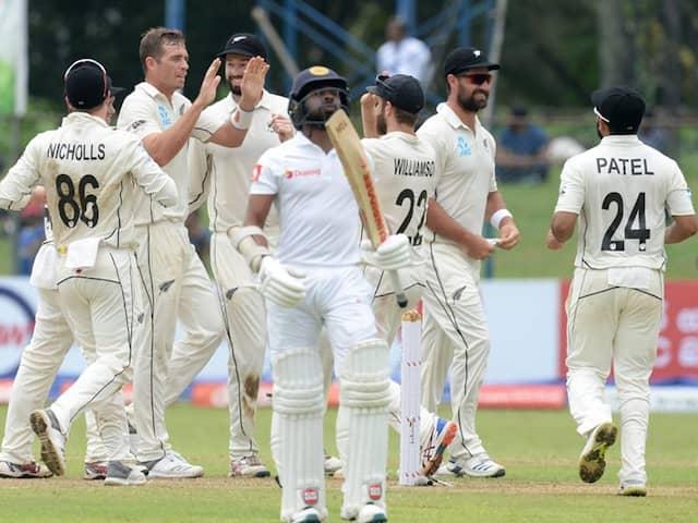 2nd Test: Trent Boult, Tim Southee Rattle Sri Lanka In Rain-Hit Test