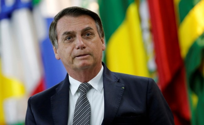 """""""Amazon Is Not Being Consumed By Fire, Media Is Lying"""": Jair Bolsonaro"""
