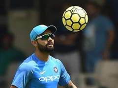 Cristiano Ronaldo Inspires Everyone, He Is On Another Level, Says Virat Kohli