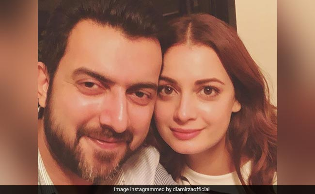 Dia Mirza Slams Reports Blaming Separation From Sahil Sangha On 'Third Person'
