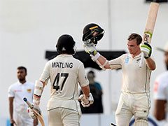 2nd Test, Day 3: Tom Latham Ton Drives New Zealand's Reply Against Sri Lanka