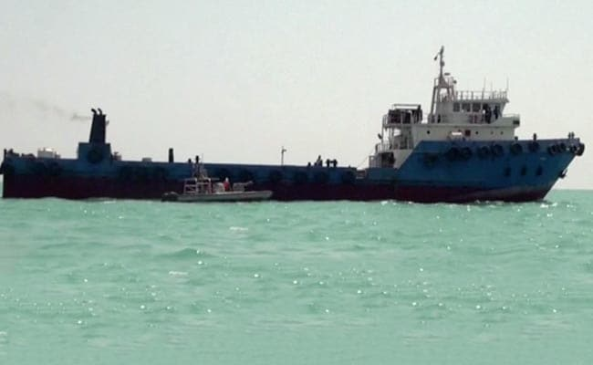 Iran Says Foreign Oil Tanker 'Smuggling Fuel' To Arab Countries Seized