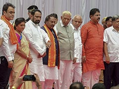 Day After Karnataka Cabinet Formation, Signs Of Dissent In BJP Ranks