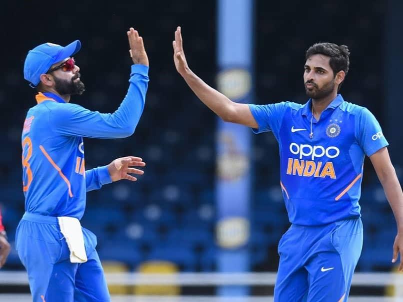 Live Cricket Score, WI vs IND 2nd ODI