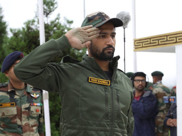 'We Wanted Army To Be Happy With Uri,' Vicky Kaushal Tells Soldiers
