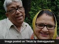 TikTok पर वायरल हुए 'अंकल-आंटी', पति को कहा- 'तू कंजूस है, पूरा मक्खीचूस है...' देखें Videos