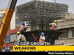 Video: India's Economic Growth At 6-Year Low, GDP Expands 5% In June Quarter