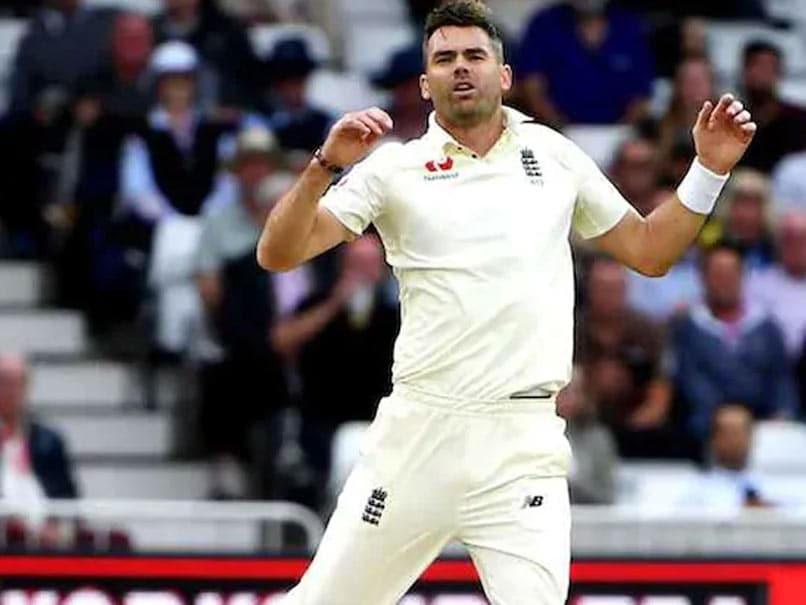 Ashes 2019: James Anderson To Miss Headingley Test As England Name Unchanged 12-Strong Squad