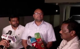 'Drama For Viewing Pleasure Of Few': Karti Chidambaram On Father's Arrest