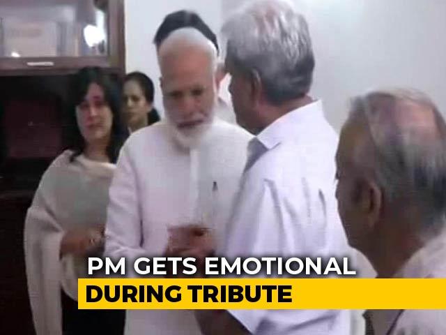 Video : Sushma Swaraj Dies At 67. Emotional PM, Top Leaders Pay Tribute