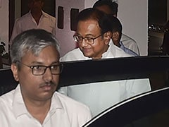 The Dramatic Arrest Of P Chidambaram: CBI Climbed Walls Of His Home