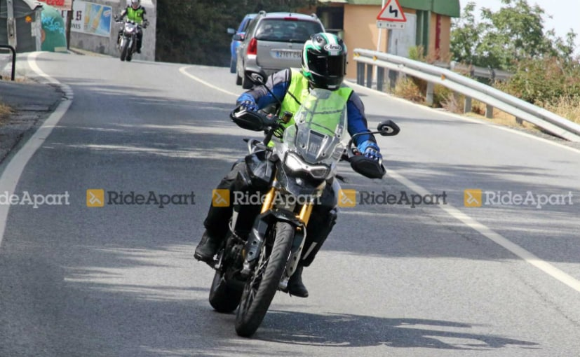 Expect the new Tiger 800 to be launched sometime next year