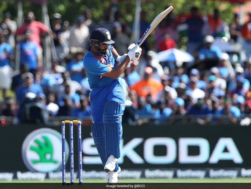 Rohit Sharma Breaks Chris Gayles Record Of Most Sixes In T20Is