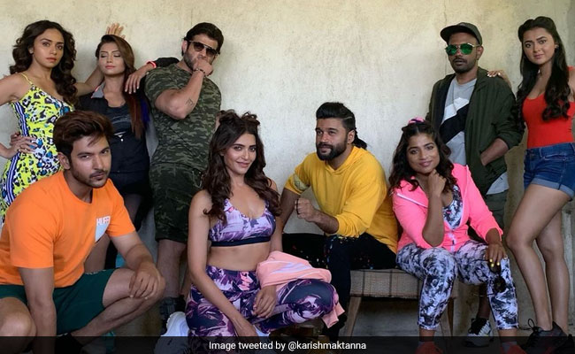 On The Sets Of Khatron Ke Khiladi 10  With Karishma Tanna, Karan Patel And Other TV Stars