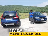 Maruti Suzuki XL6 Review