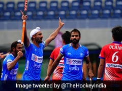 Mandeep Singh Helps India Beat Japan, Reach Final In Olympic Hockey Test Event