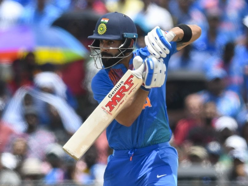 India vs West Indies 2019: Virat Kohli 19 Runs Shy Of Becoming Leading ODI Run-Scorer Against West Indies