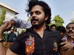 S Sreesanth Sets Sights On Ending Career With 100 Test Wickets