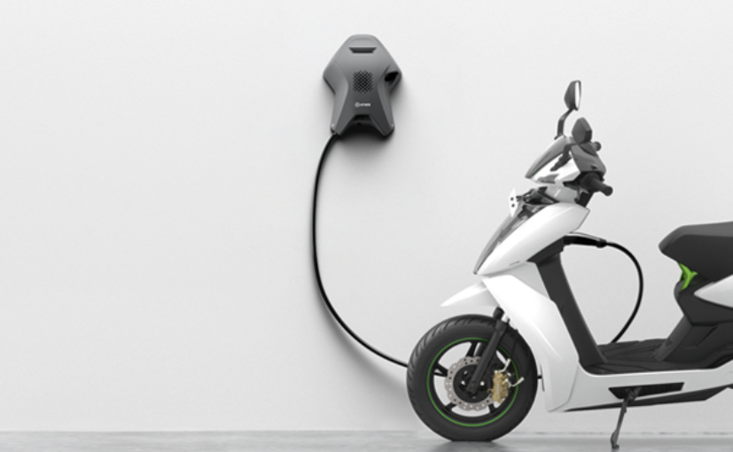 Ather Dot delivers a 60 V, 12 A DC supply that can offer 0 to 80 per cent charge in 4.5 hours