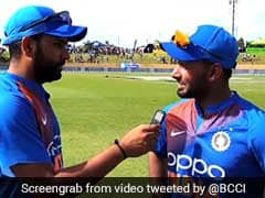 """Missing Me"": Yuzvendra Chahal Tweets After BCCI Video Of Rohit Sharma Interviewing Rishabh Pant"