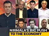 Video : Can The Finance Minister's Big Push Jump-Start The Economy?