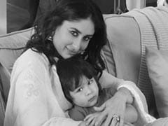 Kareena Kapoor Went To Work, Taimur Followed. Result - This Cute Pic