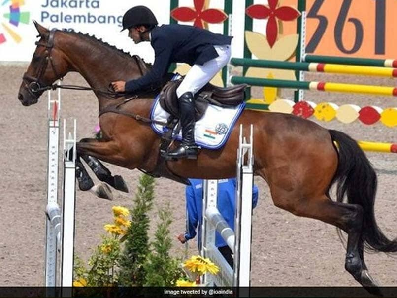 Fawad Mirza Is hopeful for olympic qualification despite injury to his favorite horse
