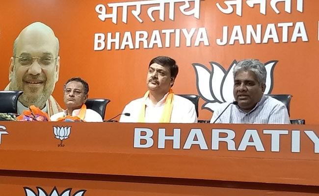समाजवादी पार्टी से राज्यसभा सदस्य रहे संजय सेठ और सुरेंद्र सिंह नागर बीजेपी में हुए शामिल