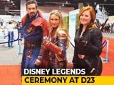Video : Spotlight: A Look Inside The Disney D23 Expo In Los Angeles